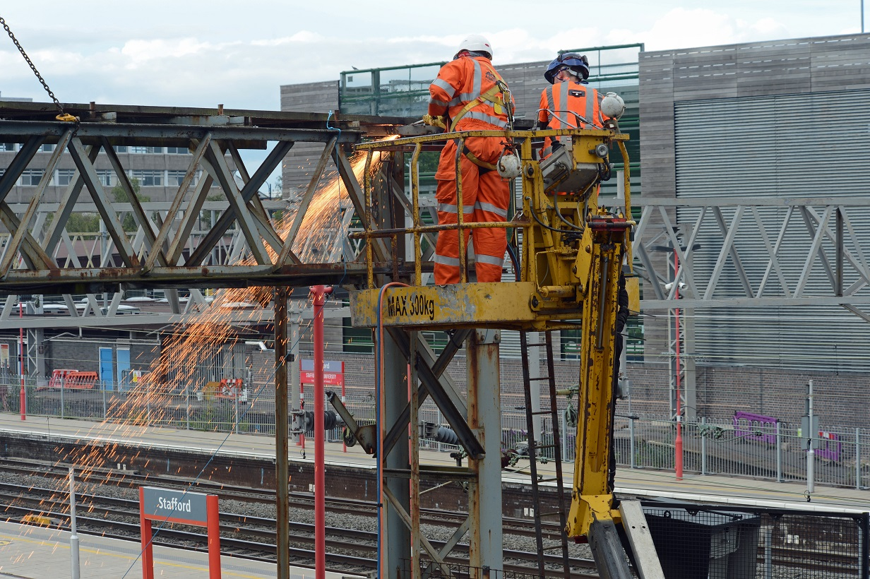 sttaford gantry removal