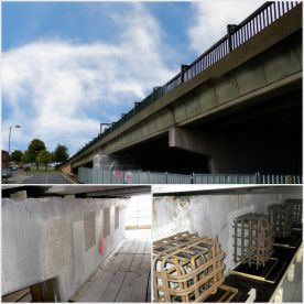 Cleethorpes Overbridge Refurbishment