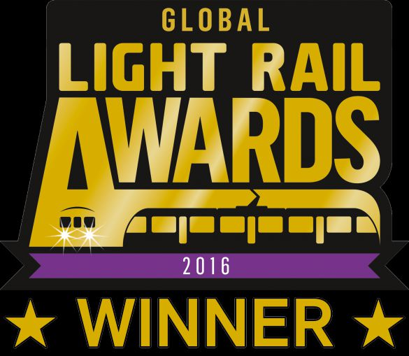 Light Rail awards 2016