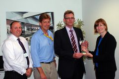 VFL Crossrail Safety Award